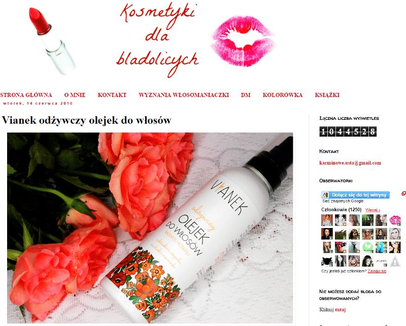 blog Viankek