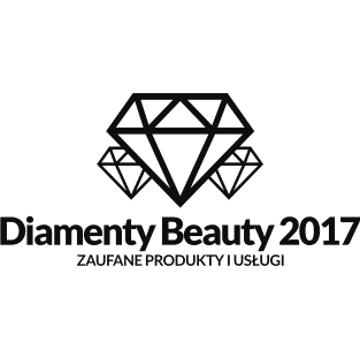 Tytuł Diamenty Beauty 2017 dla Vianka