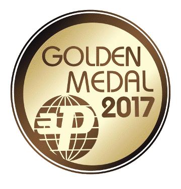 Złoty Medal MTP dla serii łagodzącej i serii wzmacniającej do twarzy.