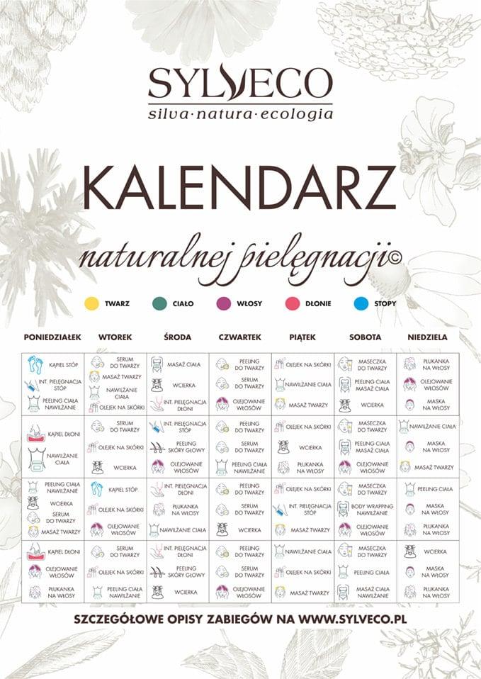 Kalendarz Naturalnej Pielęgnacji
